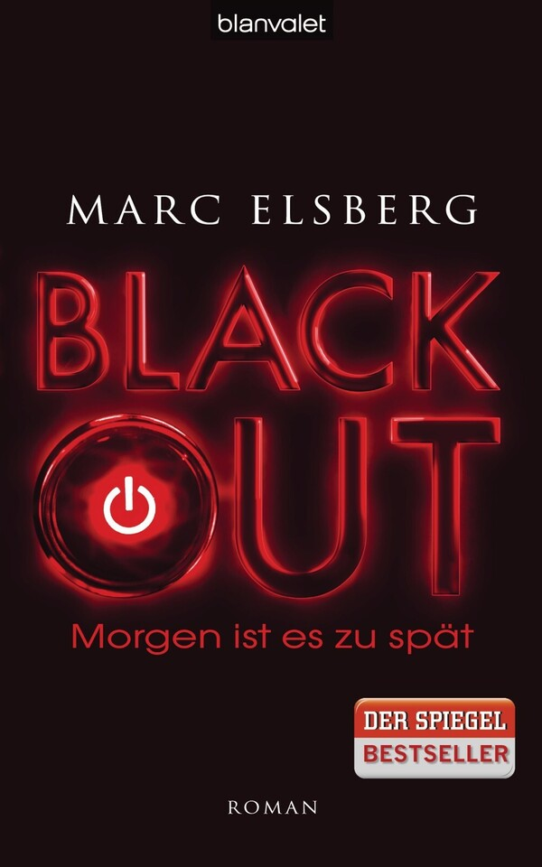 Book: BLACKOUT. Morgen ist es zu spät by Marc Elsberg