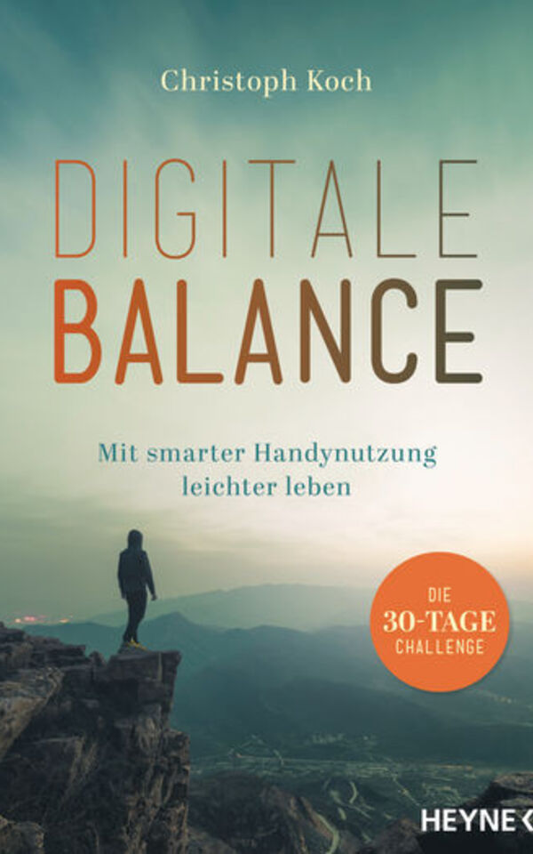 Book: Digitale Balance by Christoph Koch