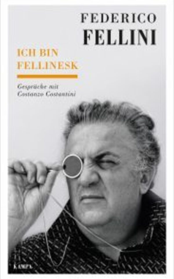 Book: Conversations avec Federico Fellini  by Costanzo Costantini
