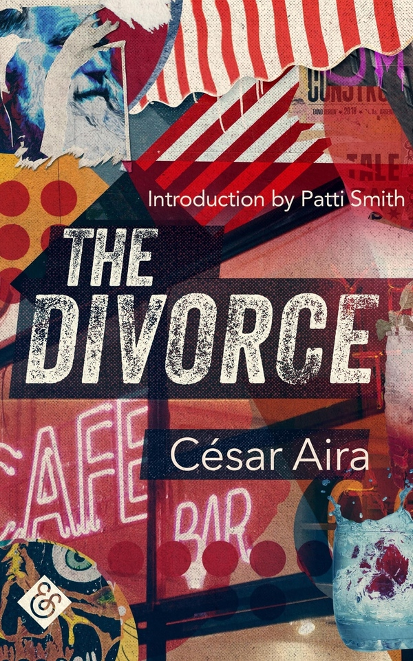 Book: El divorcio by César Aira