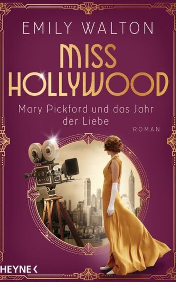 Book: Miss Hollywood by Emily Walton