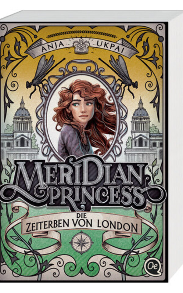 Book: Median Princess 2 - Die Zeiterben von London by Anja  Ukpai