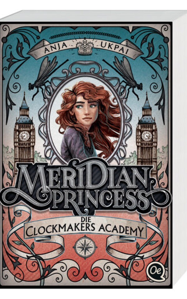 Book: Meridian Princess – Die Clockmakers-Academy by Anja  Ukpai